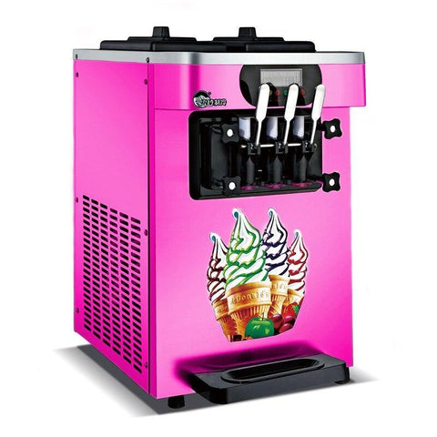 Machine à Glace<br> 2 Parfums Pro