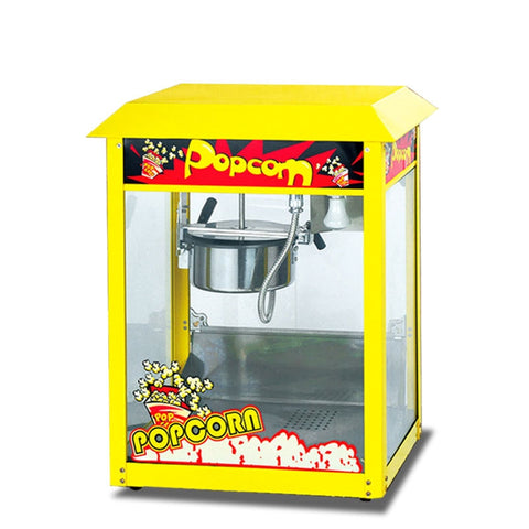 Machine a Pop Corn Distributeur Jaune