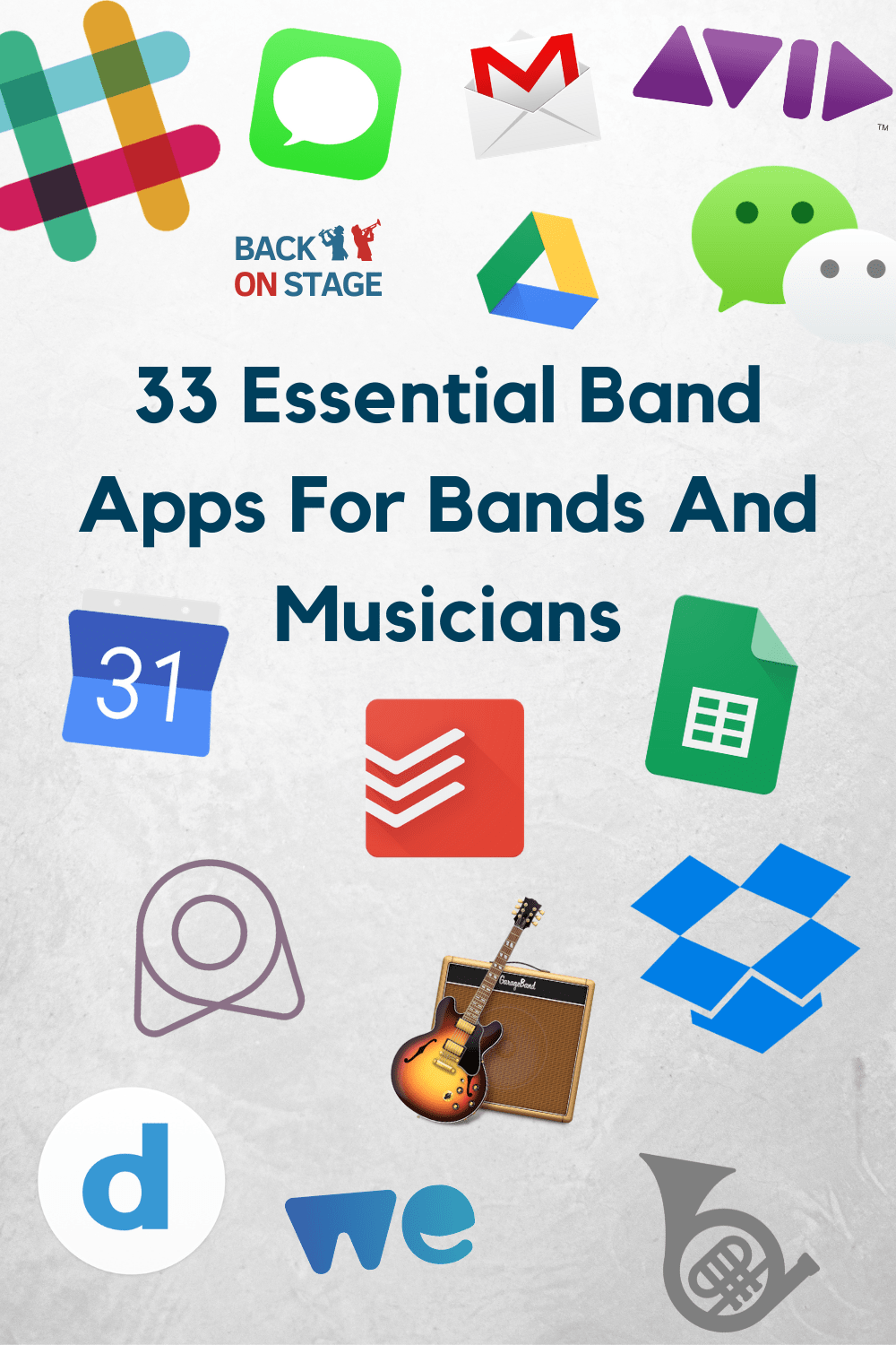 Essential Band Apps For Bands And Musicians