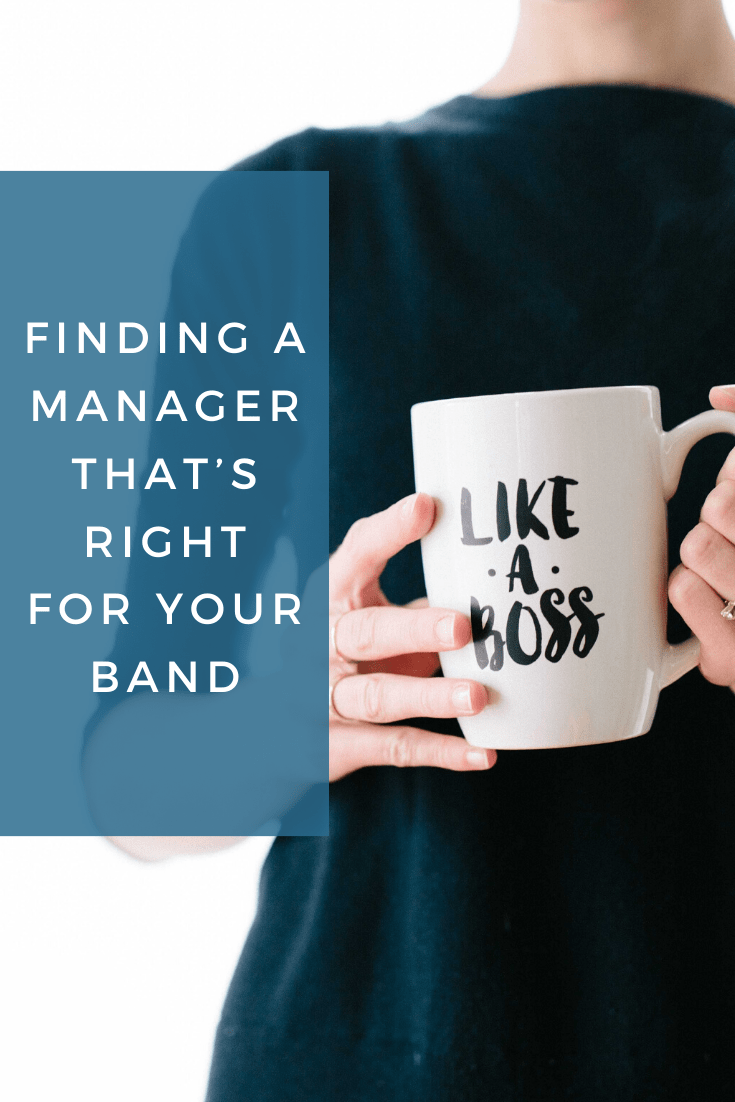 finding a music manager