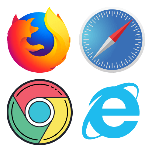 download Back on stage app on all internet browsers. Firefox chrome safari internet explorer
