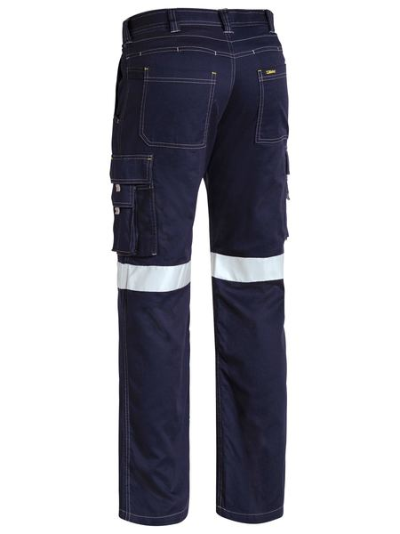 Bisley 3m Taped Cool Vented Light Weight Cargo Pant-(BPC6431T)