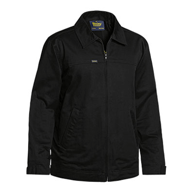 Bisley Cotton Drill Jacket With Liquid Repellent Finish (BJ6916)