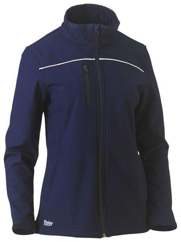 Bisley Womens Soft Shell Jacket (BJL6060)