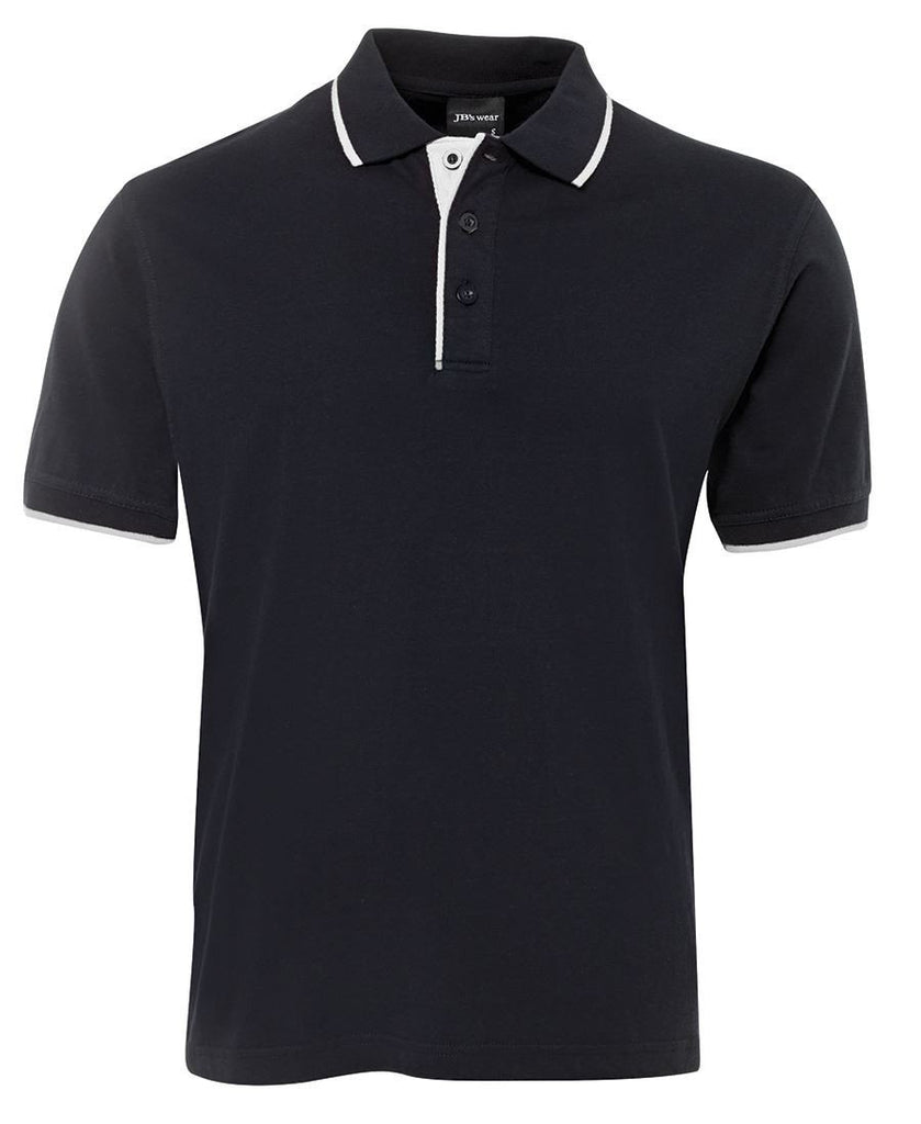 Jb's Cotton Tipping Polo - Adults (2CT)