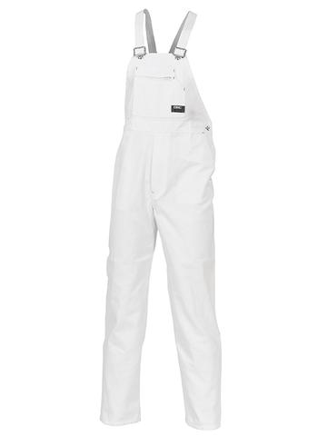 DNC Cotton Drill Bib and Brace Overall (3111)