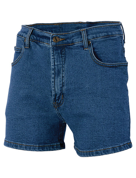 DNC Denim Stretch Shorts (3309)