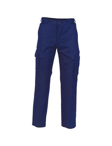 DNC Ladies LW Drill Cargo pants (3368)