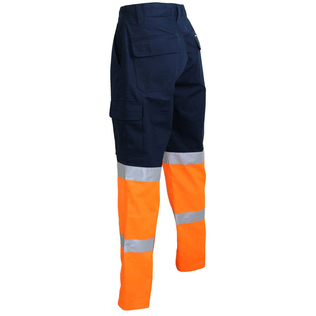Dnc 2 Tone Biomotion Taped Cargo Pants (3363)