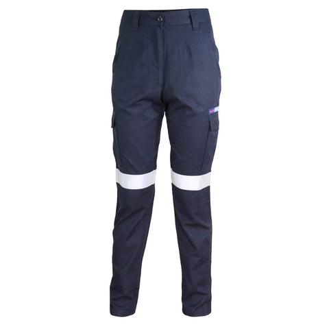 DNC Ladies Inherent FR PPE2 Taped Cargo Pants (3475)