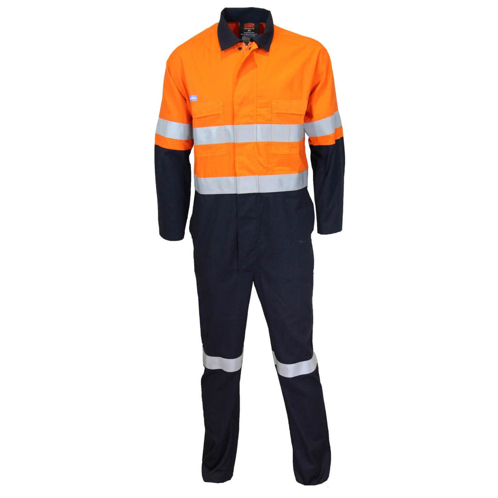 DNC Inherent Fr PPE2 2 Tone D/N Coveralls (3481)