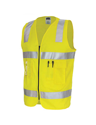 DNC Day&Night Cotton Safety Vest (3809)