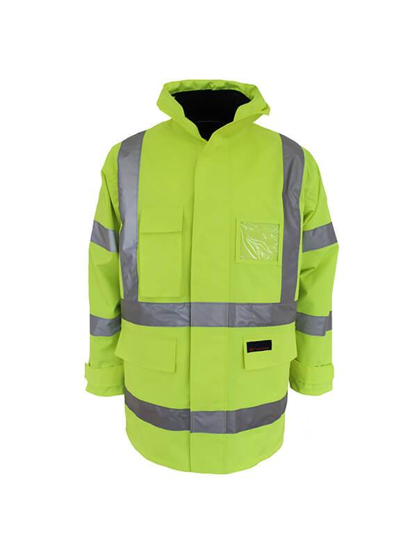 "Dnc HiVis ""H"" pattern BioMotion tape ""6 in 1"" Jacket (3963)"