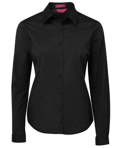 JB's Ladies Urban L/S Poplin Shirt (4PLUL)