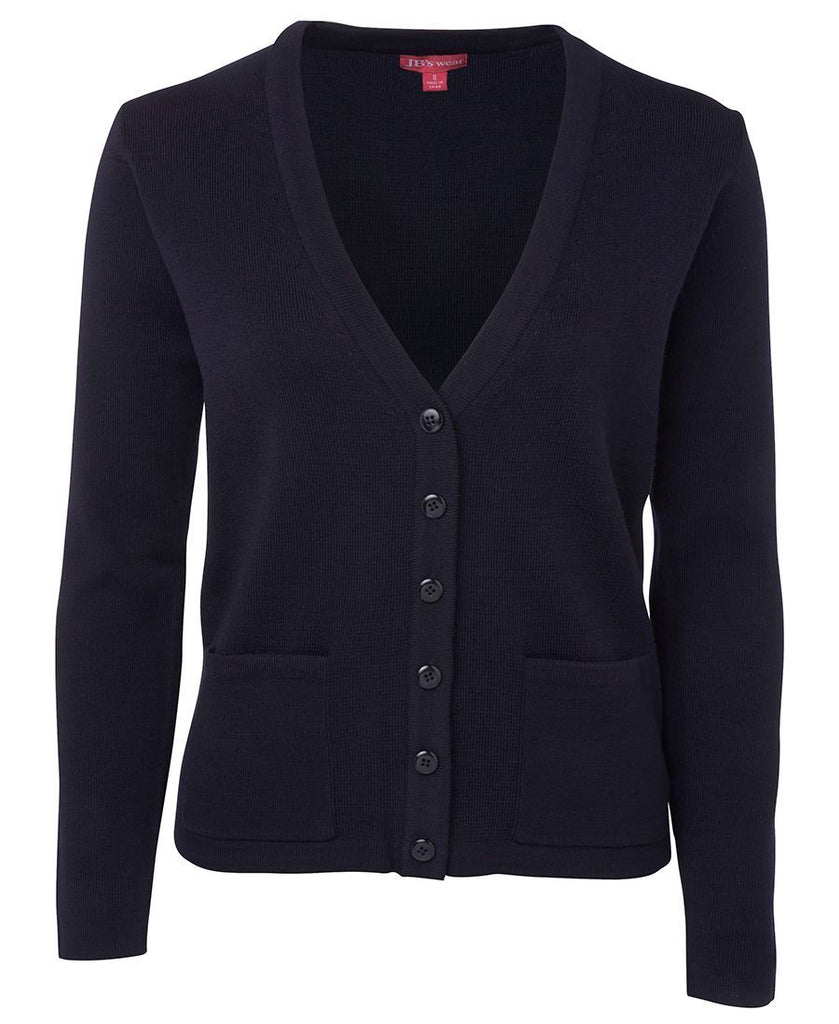 JB's Ladies Knitted Cardigan (6LC)