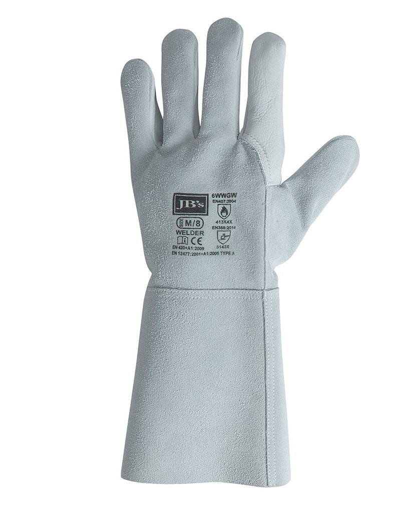 JB's Welder Glove 6 Pack (6WWGW)