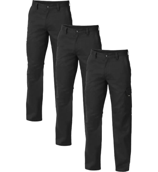 KingGee Workcool 2 Pants K13820-1 (Pack of 3)