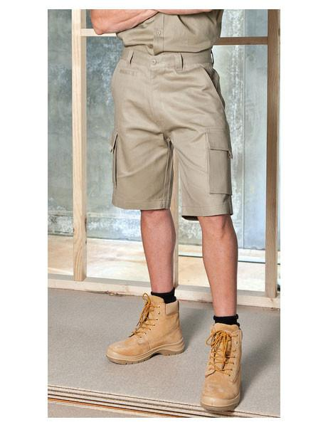Jb's M/rised Multi Pocket Short (regular/stout) - Adults (6NMS)