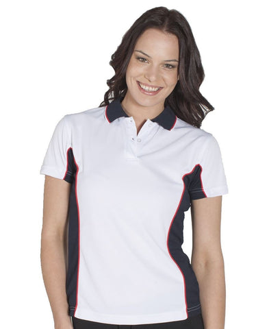 JB's Podium Ladies Contrast Polo (7LPP)