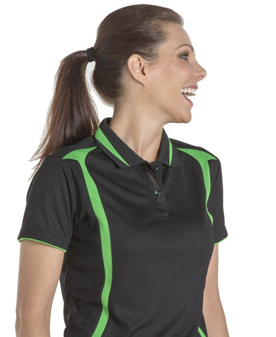 JB's Podium Ladies Swirl Polo (7SWP1)