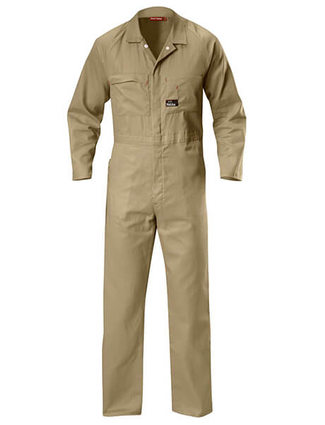 Hard Yakka Lightweight Cotton Drill Coverall (1st 3 Colours) (Y00030)