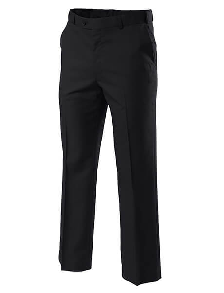 Hard Yakka Foundations Permanent Press Plain Front Pant With Bionic & Supercrease Finish (1st 3 Colours) (Y02594)