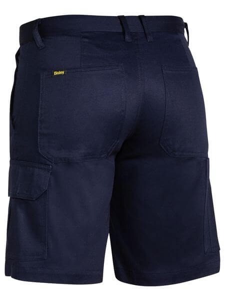 Bisley  Womens - Drill Light Weight Utility Short-(BSHL1999)