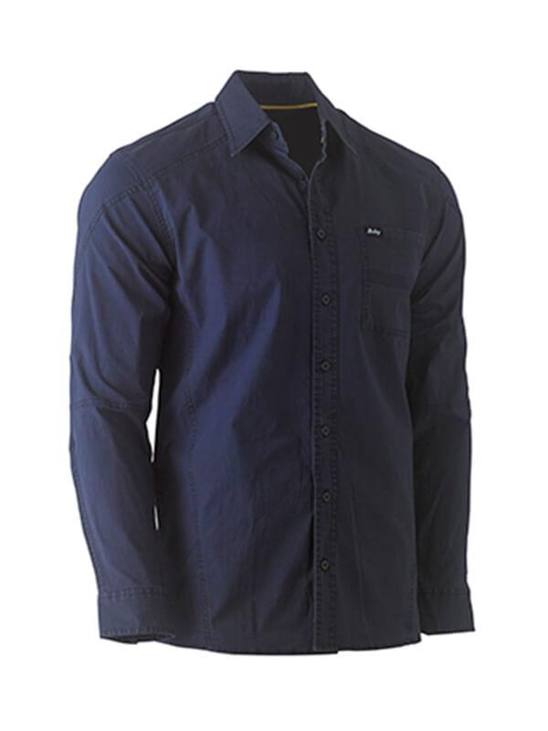 Bisley Flex & Move Work Shirt -Long Sleeve (BS6146)