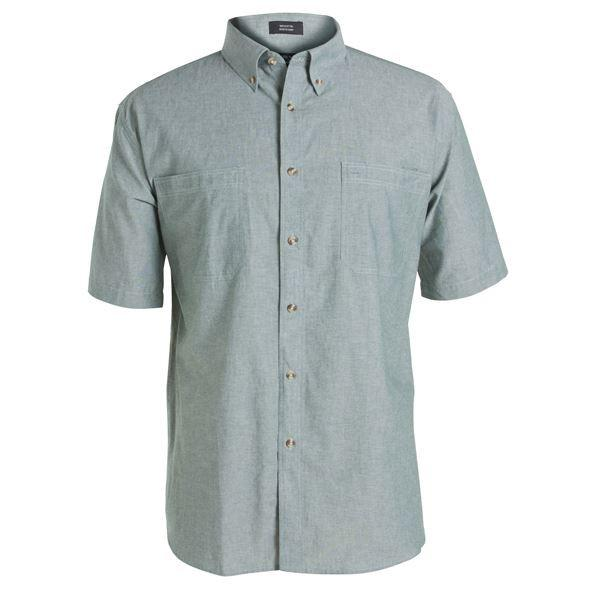 JB's Cotton Chambray Shirt (4C)