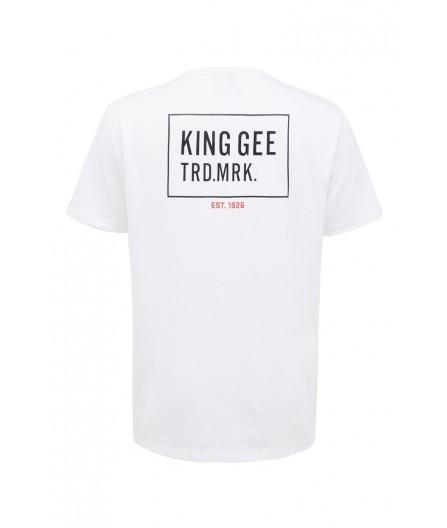 King Gee T Shirt S/S (K04025)