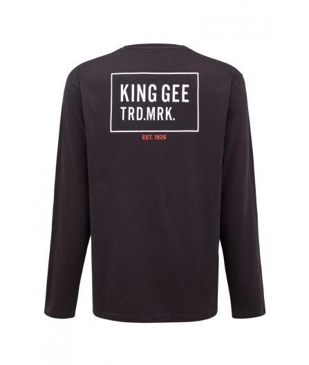 King Gee T Shirt L/S (K04045)