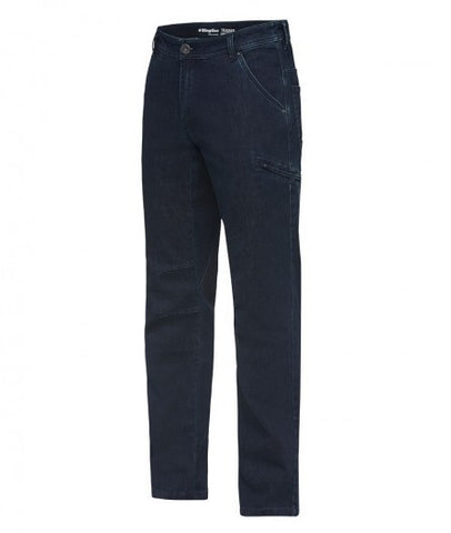 King Gee Stretch Cargo Denim Jean (K13025 )