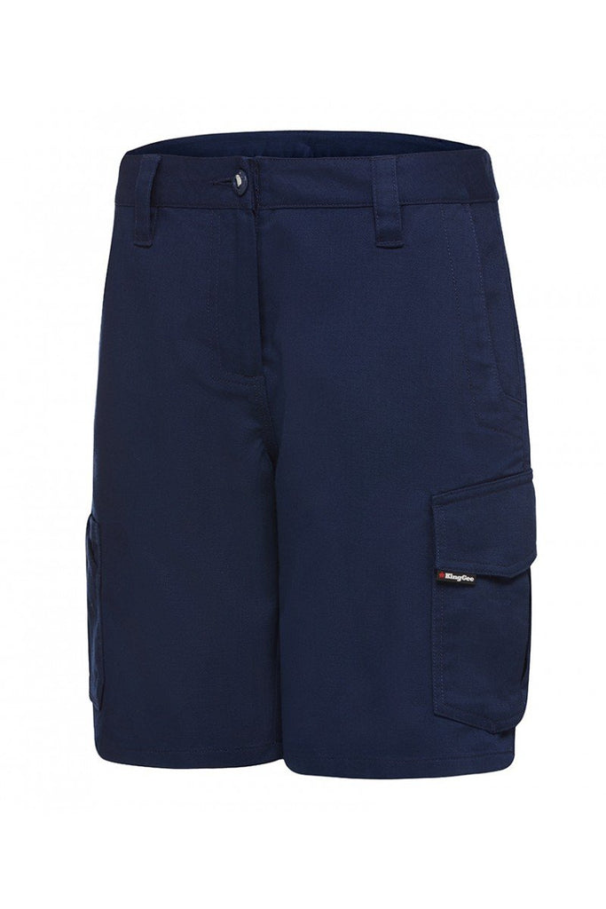 King Gee Womens Workcool Shorts (K47000)