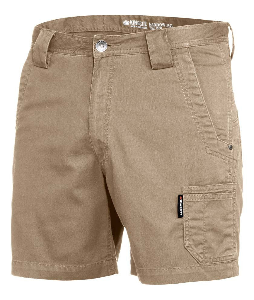 King Gee Tradies Short Short (K17330)