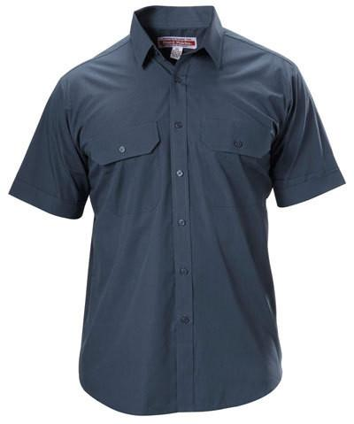 Hard Yakka Permanent Press Poly Cotton Shirt Short Sleeve (Y07591)