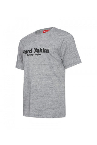 Hard Yakka  Branded Basic Tees (Y19440)