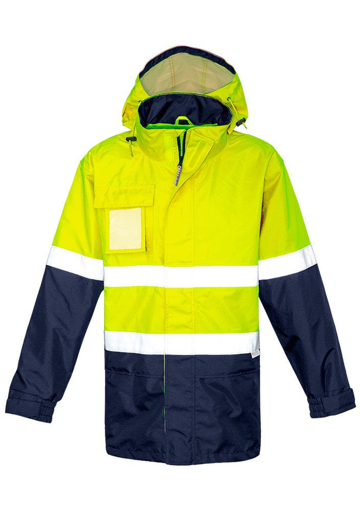 Syzmik Mens Ultralite Waterproof Jacket (ZJ357)