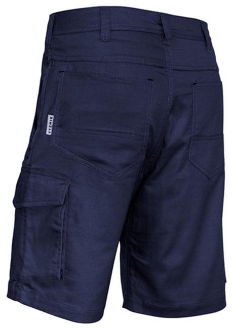 Syzmik Mens Rugged Cooling Vented Short (ZS505)