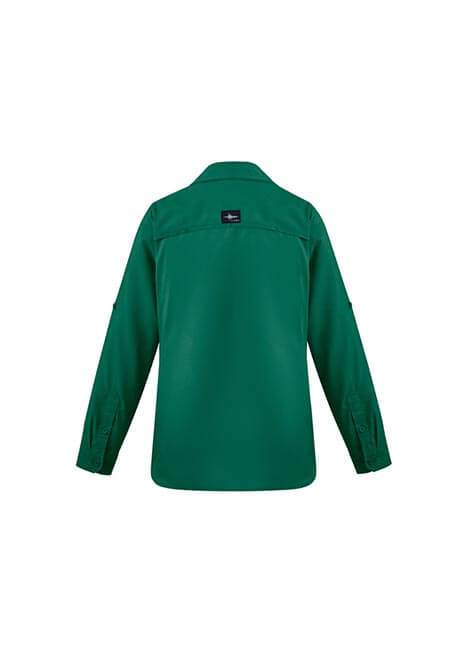 Syzmik Womens Outdoor L/S Shirt (ZW760)