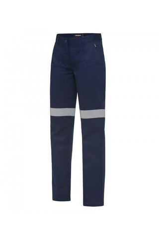King Gee Women's Drill Reflective Pants (K43535)