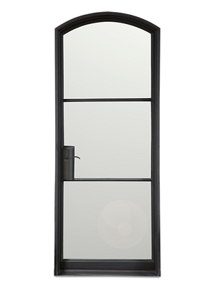 "METRO-200 40"" X 96"" Steel Door with 1x6 Jamb"