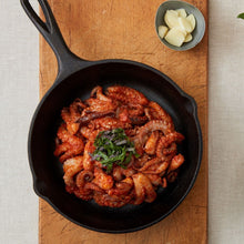 Load image into Gallery viewer, [Honest Cook] Spicy Baby Octopus  [어니스트쿡] 하린이네 쭈꾸미 (300g)