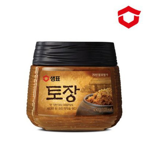 [Sempio] Tojang Paste [샘표] 토장 (450g)