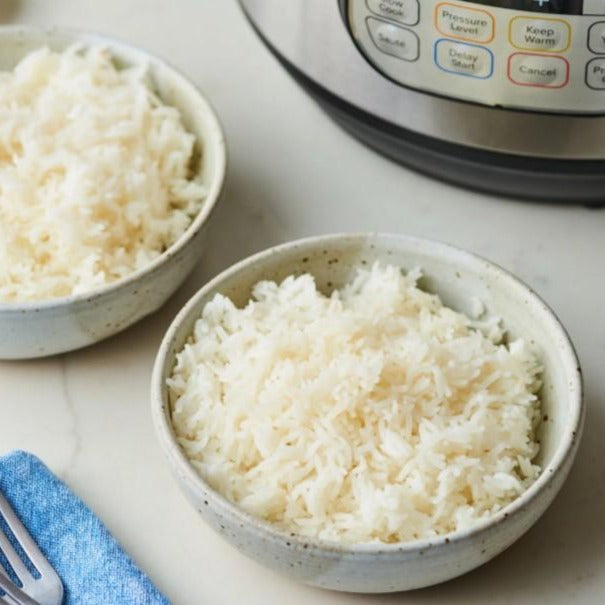 Steamed White Rice (2 portions) 흰밥
