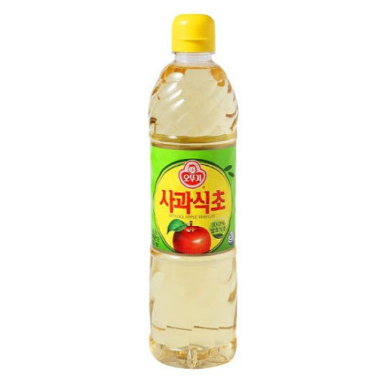 [Ottogi] Apple Cider Vinegar [오뚜기] 사과 식초 (500ml)