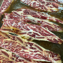 Load image into Gallery viewer, LA Beef (Short Ribs) - Raw / LA 갈비 (700g)