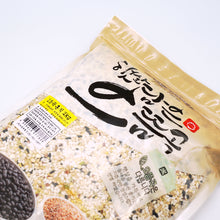 Load image into Gallery viewer, Dasaeng 15 kinds of Korean mixed grain rice in its packaging.