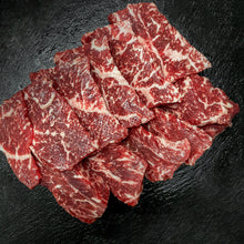 Load image into Gallery viewer, Wagyu Beef Striploin 와규 채끝살 슬라이스 (200g)
