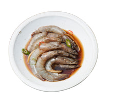 Load image into Gallery viewer, [Gebang] Soy Sauce Marinated Shrimp [게방식당] 간장 새우 5미 (335g)