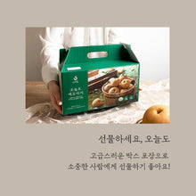 Load image into Gallery viewer, [윙잇] 오늘도 배도라지 [WingEat] Pear and Bellflower Juice 1 Box (110ml x 30ea)